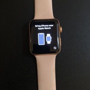 Apple Accessories - Series 3 GPS 42mm Apple Watch